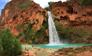 attraction-Havasupai